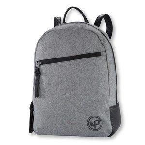 Pistil It Girl Backpack gray wool